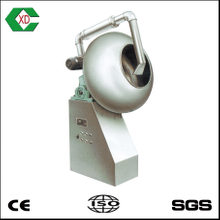BTJ Series Chufa Shaped Sugar Coating Machine